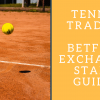 Betfair Tennis Trading, strategies
