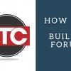 How I built a Betfair forum