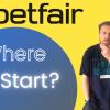 Betfair Trading Where to Start