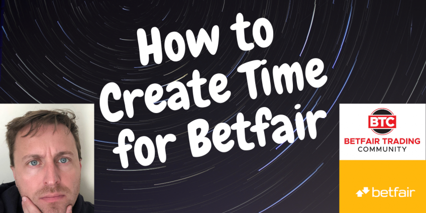 Betfair Trading Time
